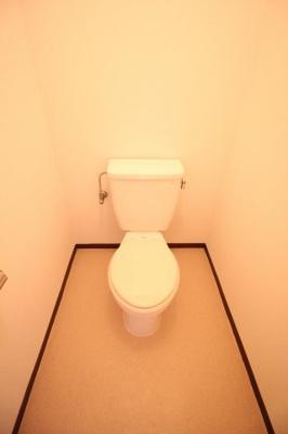 【トイレ】ハヤシコーポ