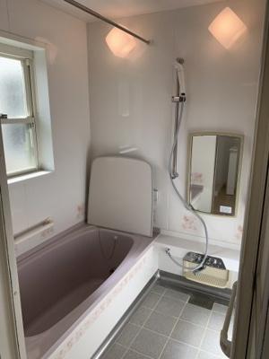 【浴室】大東市北条3丁目中古物件