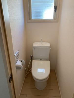 【トイレ】大東市北条3丁目中古物件