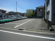 掘割駐車場の画像