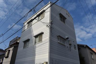【外観】白木マンション