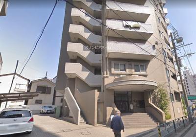 【外観】コスモ亀戸水神 平成2年築 72.15平米 角 部屋