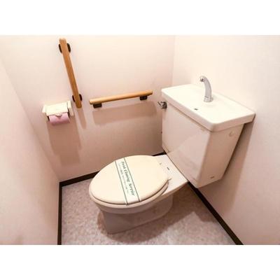 幕張本郷パークハイツのトイレ
