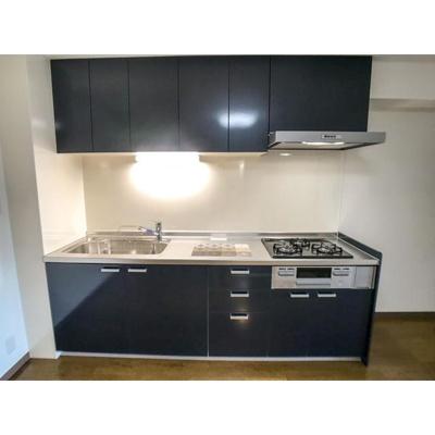 幕張本郷パークハイツのキッチン