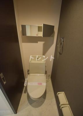 【トイレ】カーサ麹町