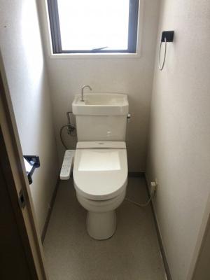 【トイレ】クレスト池袋