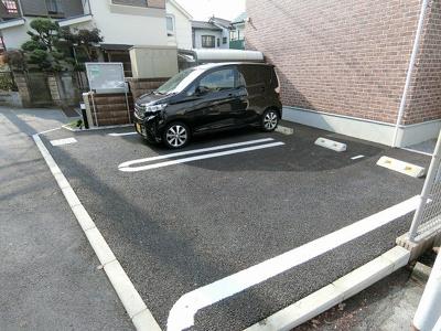 【駐車場】アゼリア美堀