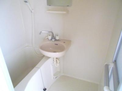 【浴室】サンハイツ白鳩Ⅱ