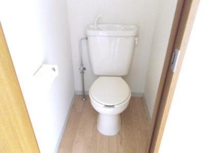 【トイレ】サンハイツ白鳩Ⅱ