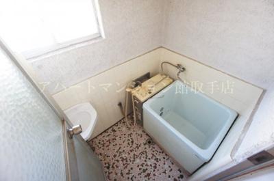 【浴室】こんでいハウス