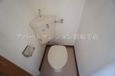 【トイレ】こんでいハウス
