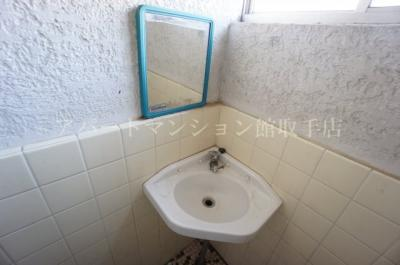 【洗面所】こんでいハウス