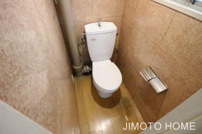 【トイレ】呉竹マンション