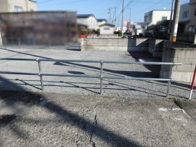【外観】黒石市浜町売土地