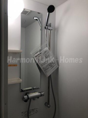 仮称)上池袋3丁目⑤Aコーポの使いやすいシャワールームとなっています☆