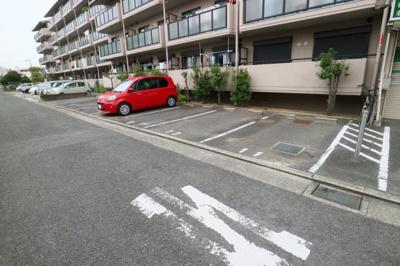 【駐車場】フェリス旭ヶ丘