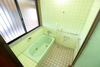 【浴室】筑後市長浜 4LDK戸建
