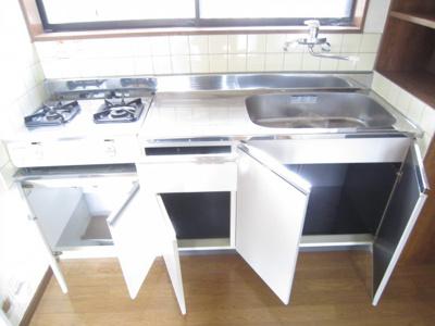 【キッチン】コーポこやま