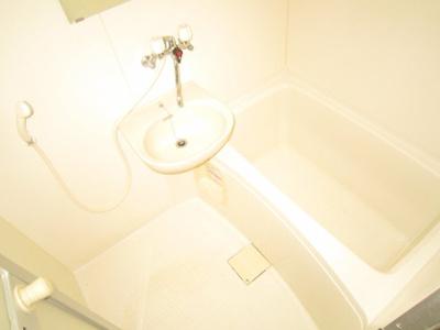【浴室】コーポこやま
