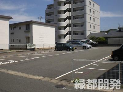 【外観】伊倉東町パーキング