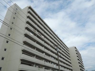 【外観】横浜マリンハイツ1号館