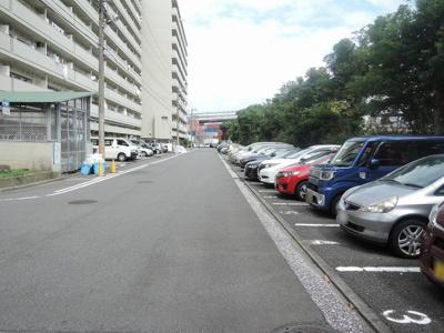【駐車場】横浜マリンハイツ1号館