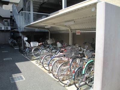 【駐車場】新長田駅前アーバンコンフォート