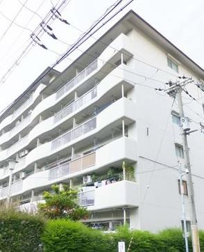 【外観】京橋南コーポ一号棟