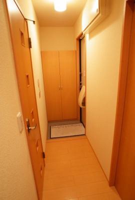 玄関 ※別部屋