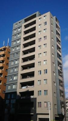【外観】D'クラディア亀戸ブリエア 平成19年築 空 室