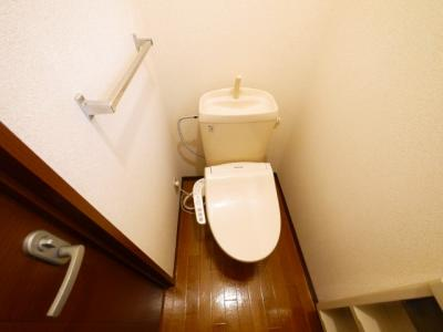 【トイレ】奈良町サイド・シヅ