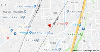 【地図】ルピナス