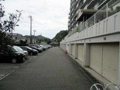 【駐車場】コープ野村高取台