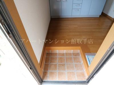 【玄関】コーポアウチ