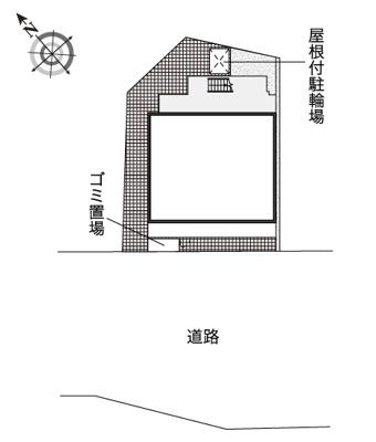 【区画図】レオネクストNakajyu