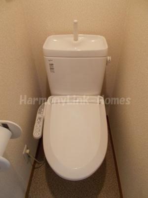 グレースマリーのトイレ★