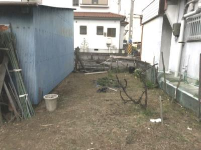 【外観】【売地】海南中学校区・56468