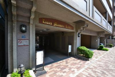 【エントランス】ライオンズマンション六甲