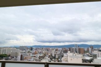 高層階14階ですので眺望良好です♪