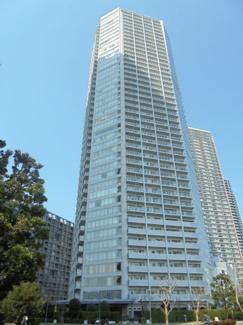各住戸で天然温泉が楽しめるアップルタワー東京キャナルコート