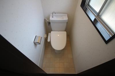 【トイレ】灘北マンション