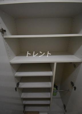 【玄関】ファミール銀座イースト