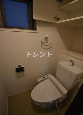 【トイレ】ファミール銀座イースト