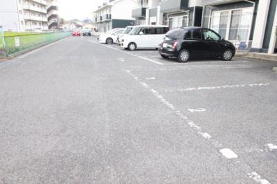【駐車場】エステートSAKI