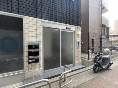 【エントランス】CoLaBo六甲道駅前