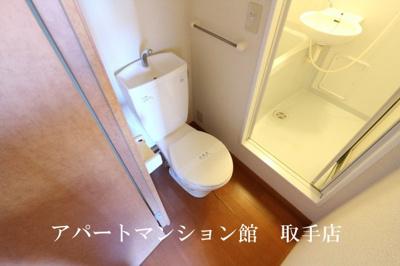 【トイレ】ジュピター取手