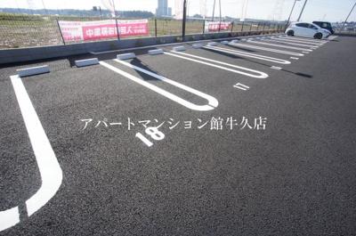 【駐車場】ルミナスレジデンス