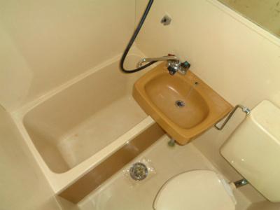 【浴室】グランビルド東住吉