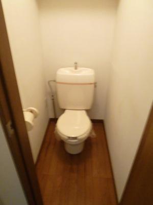 【トイレ】いながわハイツ