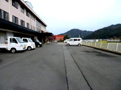 【駐車場】氷上ファーストホテル